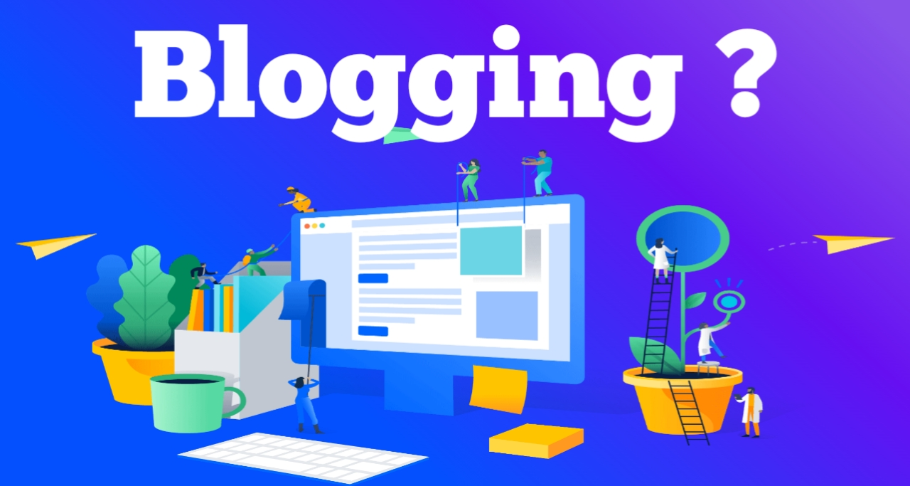 What is Blogging | The Next Big Thing in Blogging 2021